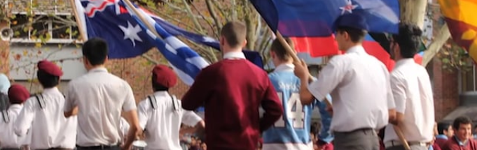 A Harmony Day film, Homebush Boys HS