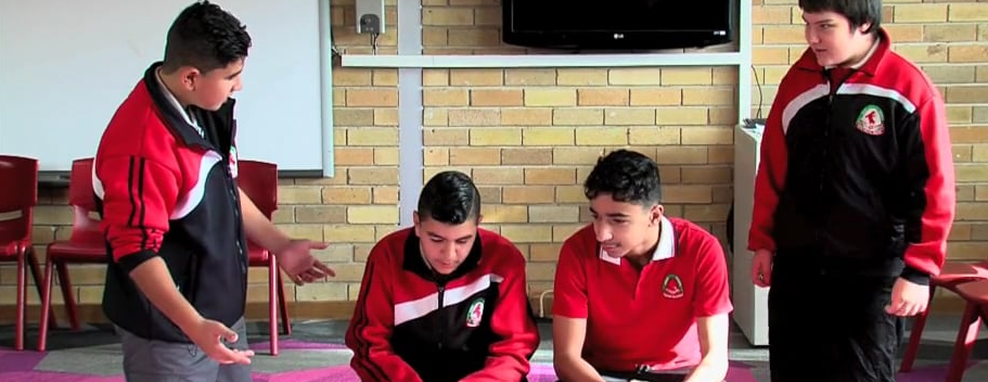 Students speak out against bullying